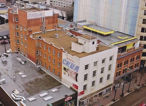 Aerial View of the Alberta Block