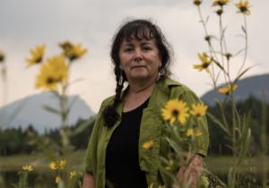 Join Brenda Holder on a traditional medicine walk